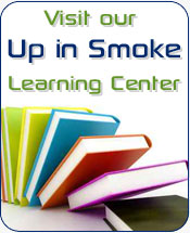 Visit our Up in Smoke Learning Center